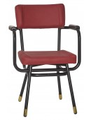 Metal chair Hana/P