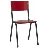 Metal chair School/M
