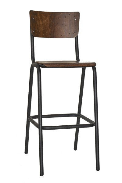 Metal chair School/S