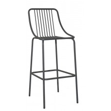 Metal chair Urania/S