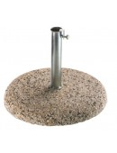 Umbrella base Stone