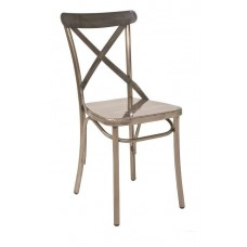 Metal chair Vaterlo