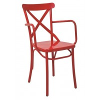 Metal chair Vaterlo/P