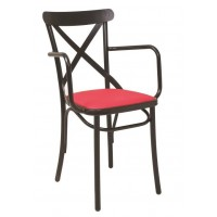 Metal chair Vaterlo/P-V