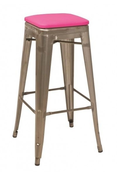 Metal bar chair Dolix/S-V
