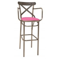 Metal bar chair Vaterlo/SB