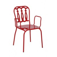 Metal chair Talia/P-3