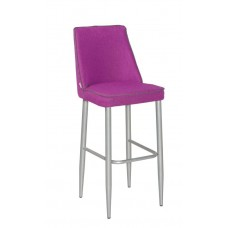 Metal bar chair Erato/S