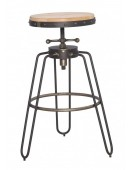Metal bar chair Oclahoma/S