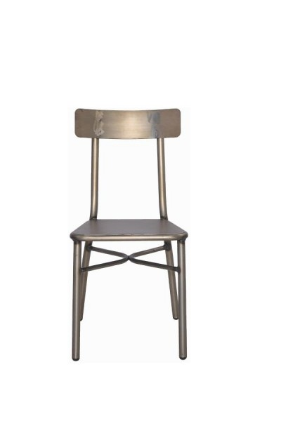 Metal chair Coupe