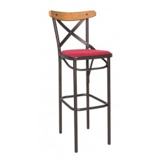 Metal barstool Antique/S-M