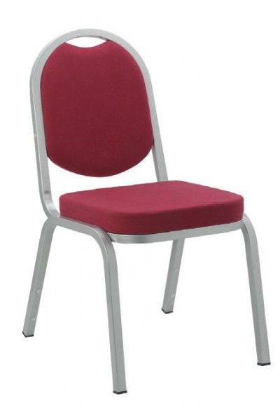 Catering chair Hilton/alu. 717